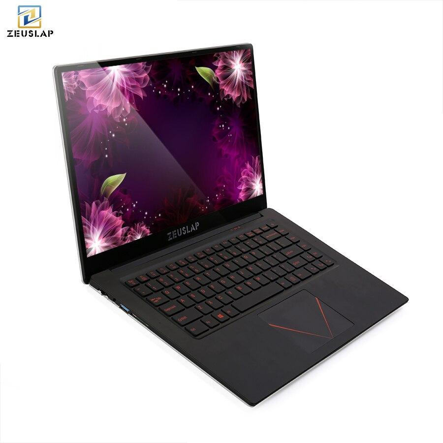 Новый 15,6 дюймов 6 ГБ Оперативная память 256 ГБ SSD 2000 ГБ HDD 1920*108 P ips Экран Intel Celeron j3455 дешевый нетбук Тетрадь компьютера PC ноутбук