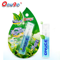 1PC Onuge Fresh Breath Spray Cleaning Teeth Whitening Spray Beauty Oral Care Mouth Spray For Bad Breath Green Tea Mint Flavor
