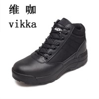 hot Summer Desert Tactical Boots Military Combat Hiking Black Ankle Boots Men Shoes Work Army Boots Zapatillas Botas Plus Size