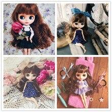 Обнаженная Блайт Кукла Для Серии Дешевле коллекция кукла куклы нет одежда нет обувь настоящее продажа подходит DIY подарок для девушка