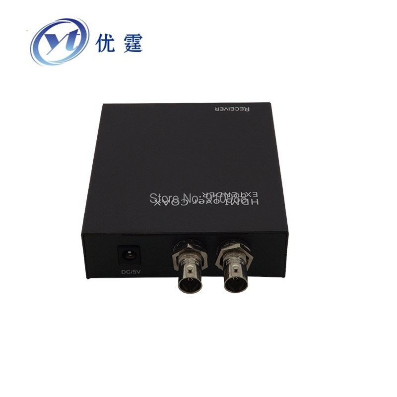 3G SDI to HDMI Converter Box 1080p for HDTV Monitor  3G HDMI coaxial extender the sender SDI to HDMI SDI Converter hsv379 coaxial cable hdmi sdi extender with lossless and no time delay up to 200 meters support 1080p point to point
