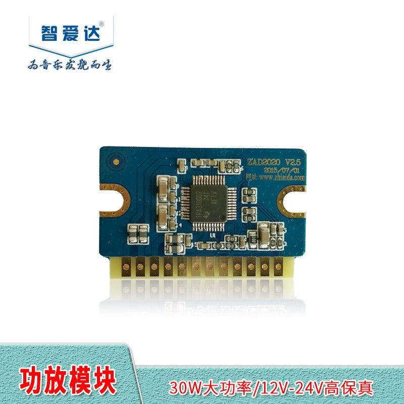 TV Audio Module 30W High Power 12V24V High Fidelity Mini Audio Digital Power Amplifier Board