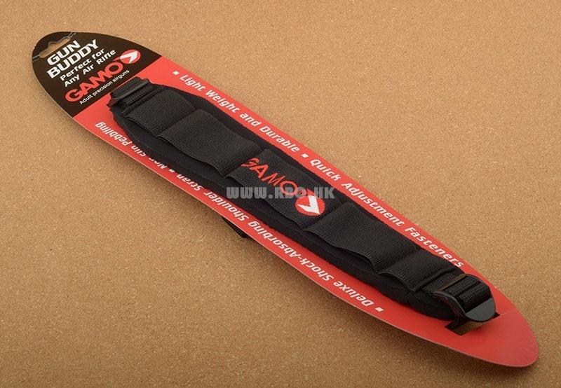 GAMO Pistola de Tiro Amigo Estiramiento de Nylon Sling Gira Para Cualquier Rifle