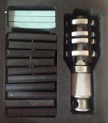 Alta precisione utensili abrasivi Dual grit grinding affinare strumenti Buco Profondo bore cylinder horning testa (80mm-120mm)