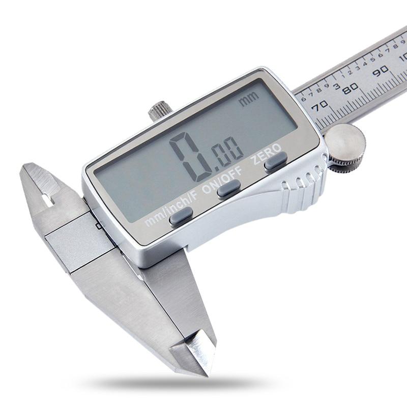 Electronic Measuring Tools : Digital calipers measuring tool