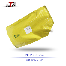 Office Electronics Printer supplies Toner Powder Compatible with For Canon IR8500 G-19 G19 copier spare parts Photocopy machine