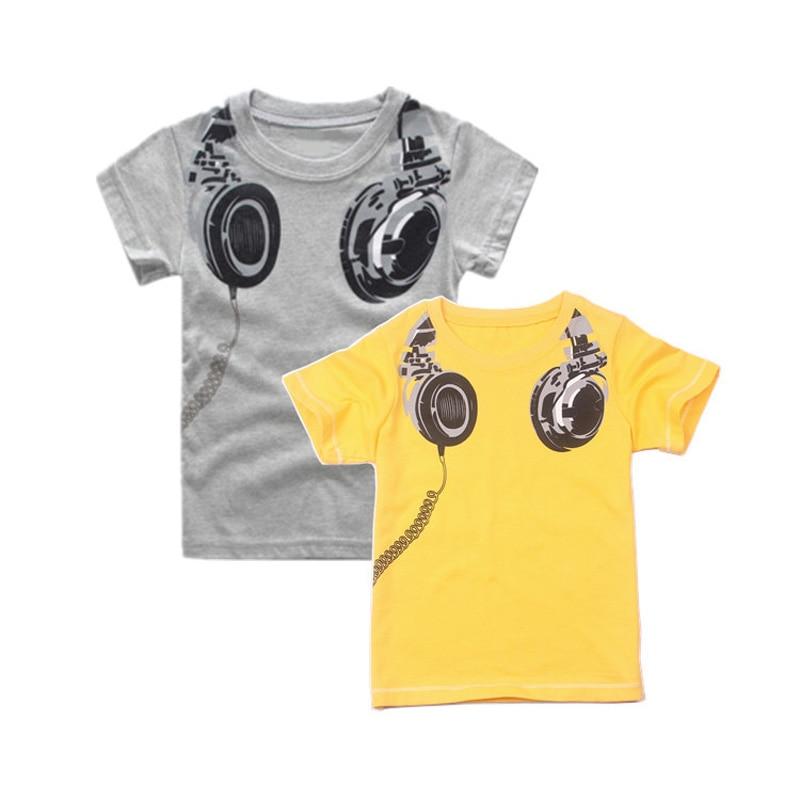 Rroba të reja verore djem vajza T-shirt, këmisha për fëmijë fëmijë rroba veshë sy të mëdhenj Modelet e karikaturave