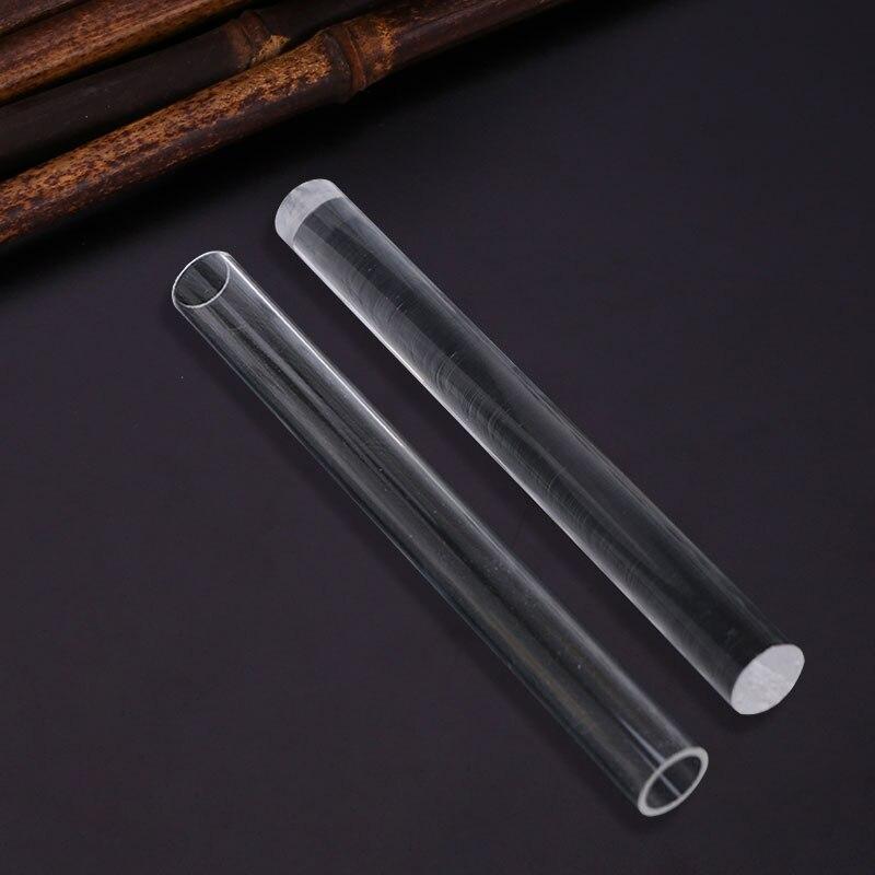 Давление грязи прочный Полимерная глина акриловый ролик прозрачный инструмент акрил