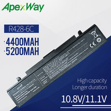 4400mAh laptop battery for Samsung AA-PB9NC6B R468 R470 R478 R480 R507 R517 R518 R519 R520 R522 R530 R590 R580 R718 R728 R730(China)