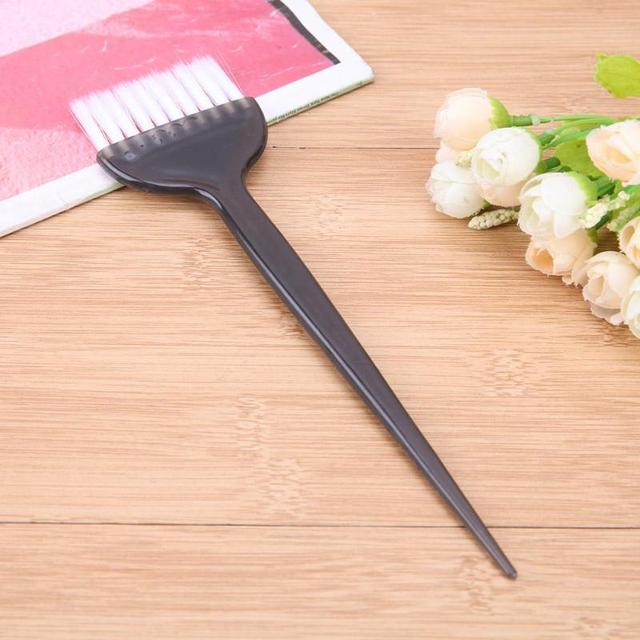 Plastic Hair Dye Coloring Brushes 2 pcs Set