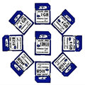 Free Shipping 61mb 128mb 256mb 512mb 1g 2g SD 4g 8g 16g 32sd 64gb 128gb Class 10 SDHC memory card secure digital card