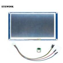 10 قطعة 7.0 بوصة Nextion HMI الذكي الذكي USART UART المسلسل اللمس TFT LCD وحدة عرض لوحة لراسبيري Pi 2 A + B