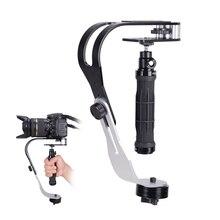 Mini Handheld Digital Camera Camcorder Stabilizer Video Steadicam Smartphone DSLR Action Camera DV Steadycam for GoPro