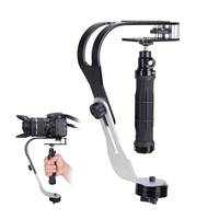 Mini Handheld Digital Camera Camcorder Stabilizer Video Steadicam Smartphone DSLR Action Camera DV Steadycam for GoPro