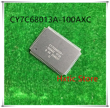 5PCS/LOT CY7C68013A-100AXC CY7C68013A-100 CY7C68013A QFP-100