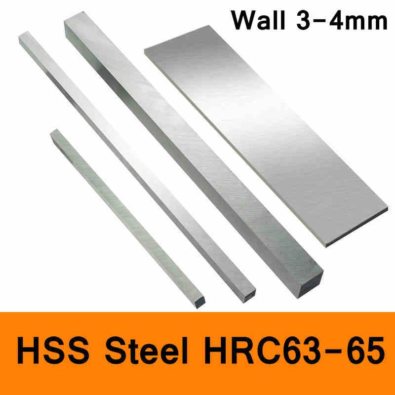 HSS Сталь HRC63 для HRC65 высокопрочного Сталь плиты поворотный инструмент высокого Скорость Сталь HSS Лист из подручного материала, настенный све...