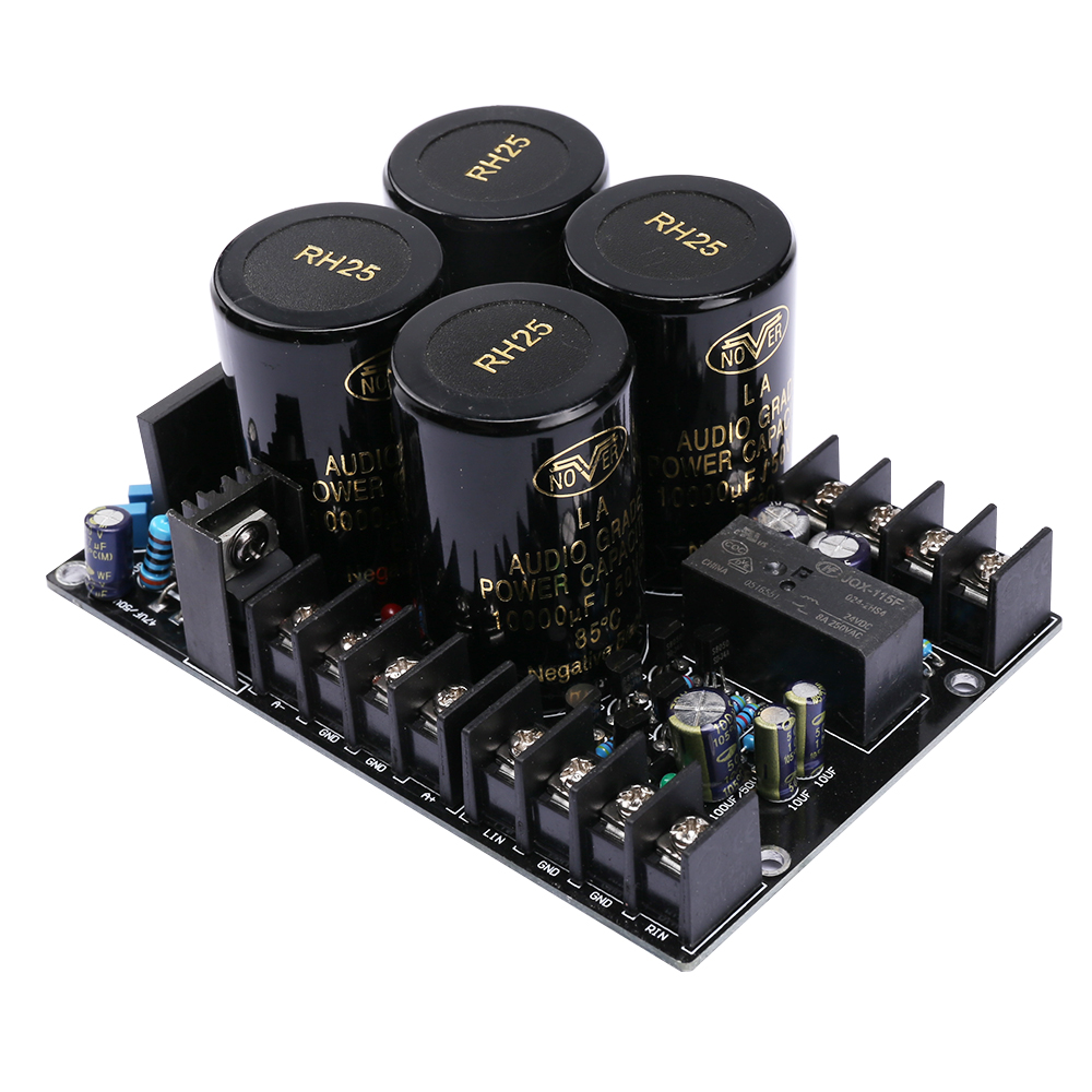 Nover Electric Capacity Rectifier Loudspeaker Aio Board In Class D Amplifier Circuit Btl Pcb Tda8920 High Efficiency From Consumer Electronics On Alibaba Group