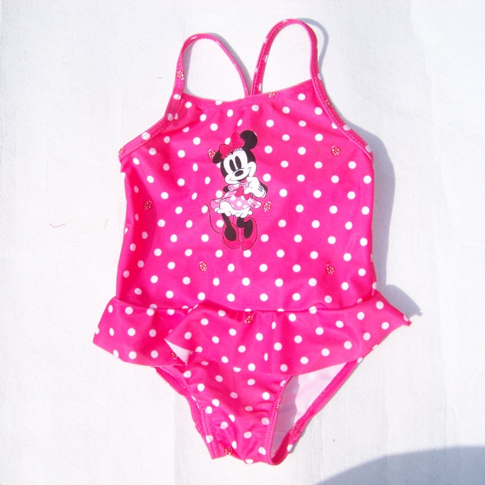 0 18m minnie mouse baby girls character one piece - Costume bagno neonato ...