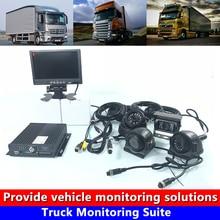 HD 960 P 4-канальный аудио и видео в режиме реального времени вход SD грузовик диагностический комплект тяжелого машинного оборудования/легковых автомобилей/шины PAL/NTSC