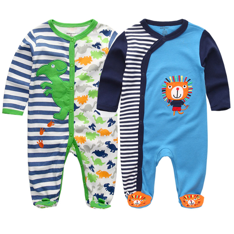baby clothes Full Sleeve cotton infantis baby clothing romper cartoon costume ropa bebe
