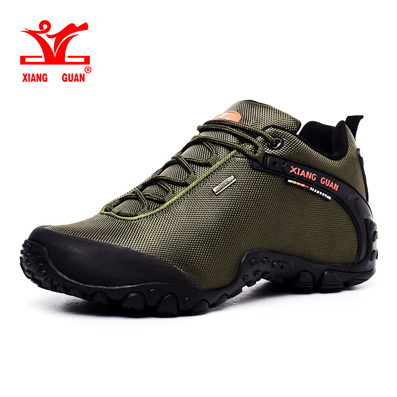 Xiang Guan Mens Sport Running Shoes Breathable Light Sports Shoes Black Comfortable Trainers Walking Footwear Green High Quality kelme 2016 new children sport running shoes football boots synthetic leather broken nail kids skid wearable shoes breathable 49