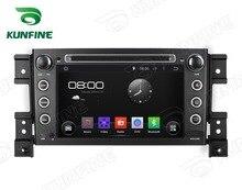 Quad Core 1024*600 Android 5.1 Reproductor de DVD Del Coche de Navegación GPS para Suzuki Vitara2005-2011Bluetooth 3 GWifi control del volante