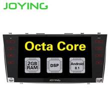 2 г оперативная память din Octa Core Android 8,1 автомобиль радио 9 «gps навигации для Toyota Camry/Aurion 2007 2008 2009 2010 2011 Автомагнитола