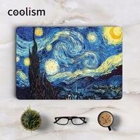 Beneath Van Gogh S Starry Sky Art Skin Laptop Sticker For Macbook Decal Pro Air Retina