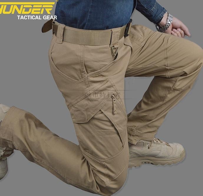 Мужские штаны IX9 /stretche