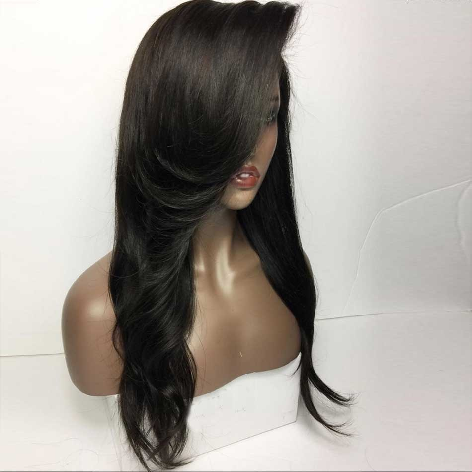 Isabel Human Hair Wigs Body Wave Full Lace Human Hair Wigs For Black Women Glueless Lace Front Human Hair Wigs With Baby Hair (2)