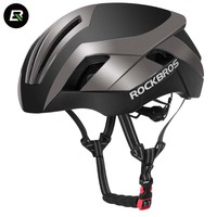Rockbros Cycling Helmet 3 In 1 MTB Road Bike Helmet Reflective Safety Integrally Molded Riding Bicycle