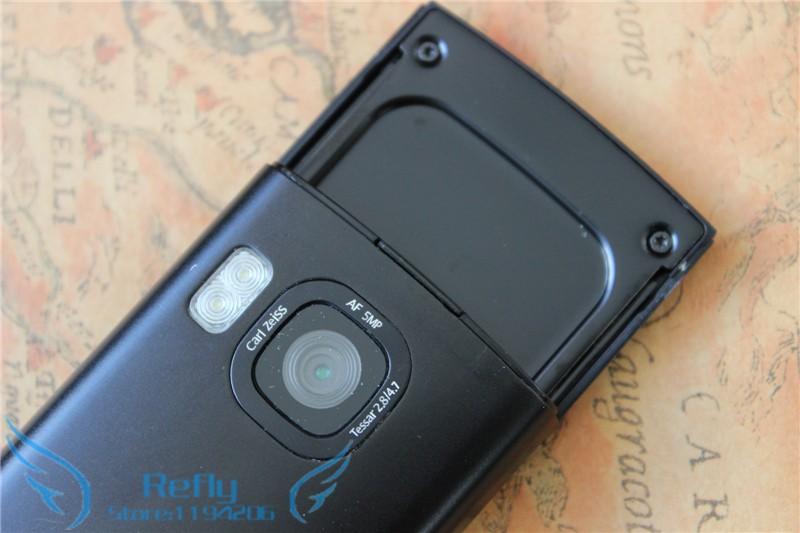 Refurbished phone NOKIA 6700s Mobile Phone Camera 5.0MP Bluetooth Java Unlocked 6700 slide Phone purple 5