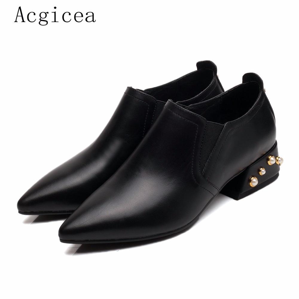 Size 35 40 2018 New Women S Autumn Pumps High Heels -8171