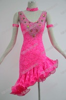 Competition Fringe Latin Dance Dress Salsa Dress Ballroom Dress Rumba Jive Chacha Ballroom Latin Dance Dress