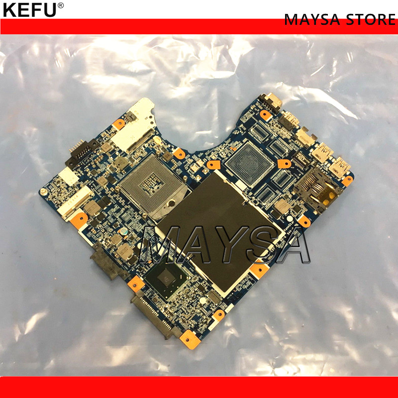 High quality FOR SONY MBX-273 Laptop Motherboard A1871416A 1P-0121200-8011 Mainboard 100% Tested Fast Ship high quality for sony m930 mbx 215 laptop motherboard mbx 215 mainboard 1p 009bj00 8012 100