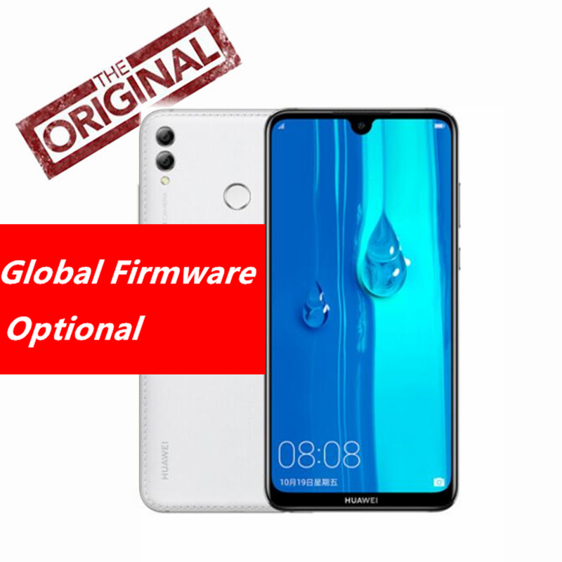 Global Firmware Huawei Enjoy Max Smart Phone 4GB Ram 128GRom Snapdragon 660 Octa core Dual Back
