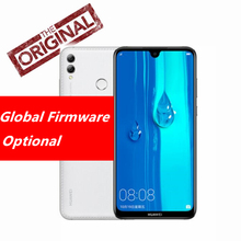 Firmware global Huawei disfrutar de Max teléfono inteligente 4GB Ram 128GRom Snapdragon 660 Octa core cámara trasera dual 7,12 pulgadas 5000mAh