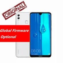 Küresel Firmware Huawei Max akıllı telefon 4GB Ram 128g rom Snapdragon 660 Octa çekirdek çift arka kamera 7.12 inç 5000mAh