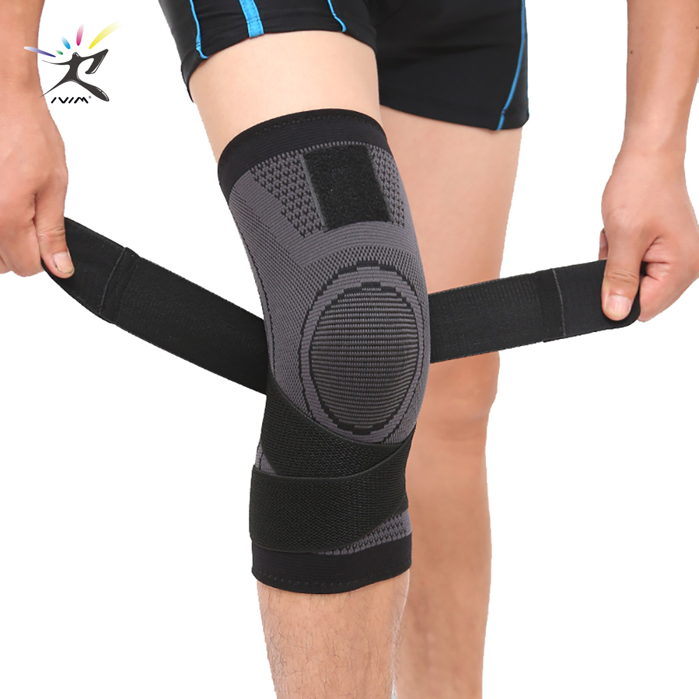 2fa0ccd161 Detail Feedback Questions about Knee Pads Sport Safety Knee Support Brace  Sweaty KneePad Breathable Bandage Training Running Basketball Tennis Cycling  1Pc ...
