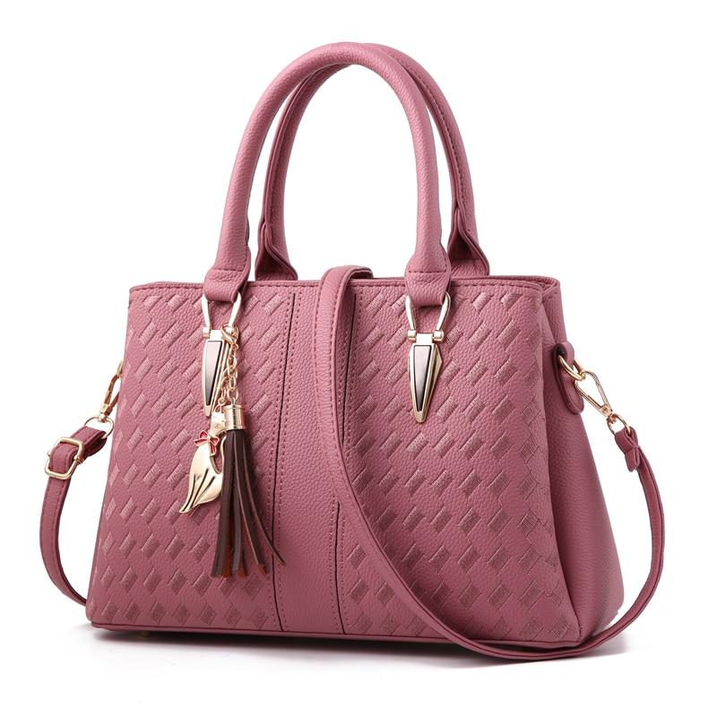 Designer handbags high quality women leather bags handbags women famous brands shoulder bags female casual tote crossbody bag