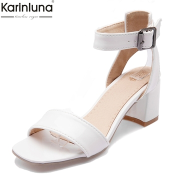 Caliente 2019 Elegante Verano Lujo Reqdbwcxo Ins Sandalias Mujer De ARjL54