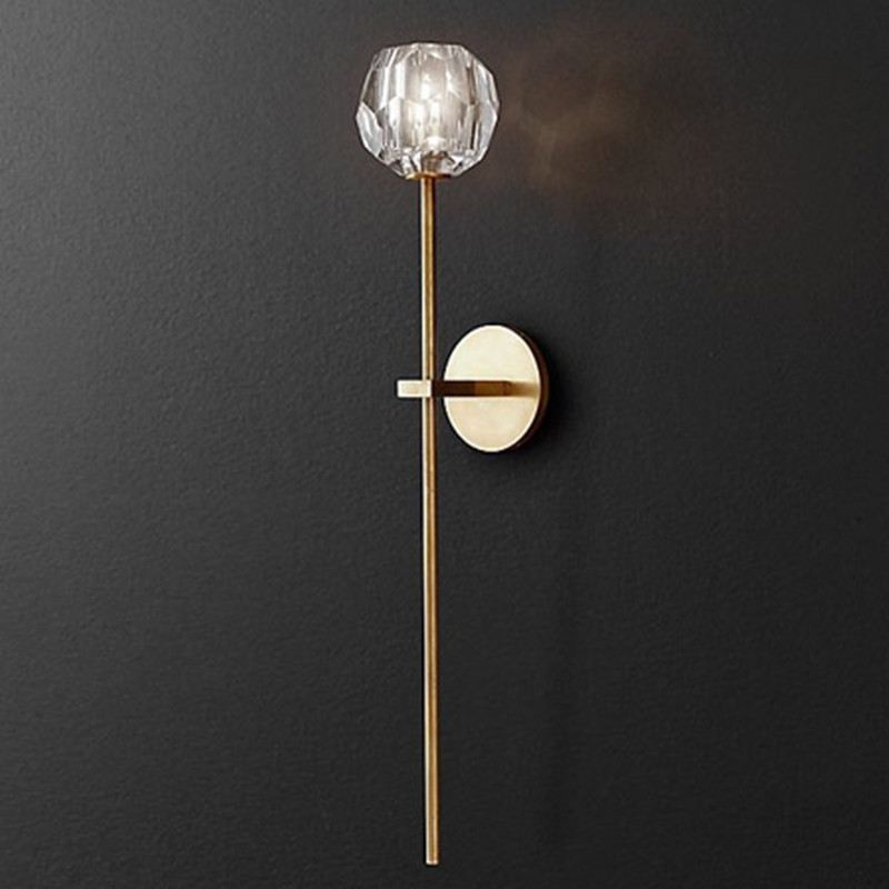 showcase Long pipe wall sconce Led picture light Postmodern Wall Lamp Italy Living Room Corridor Entrance