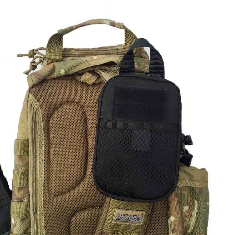 Mäns resebälte Pocket Organizer EDC MOLLE Militära Waist Packs - Bälten väskor - Foto 4