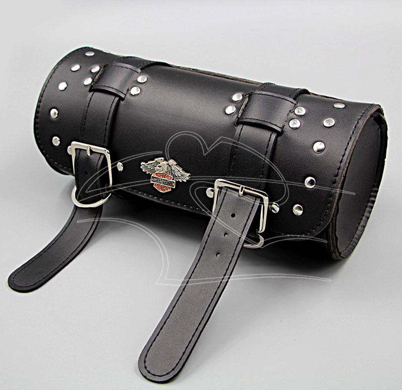 Scooter Front Forks Tool Bag Luggage Saddlebag For Harley Davidson Motorcycle Free Shipping In Top Cases From Automobiles Motorcycles On Aliexpress