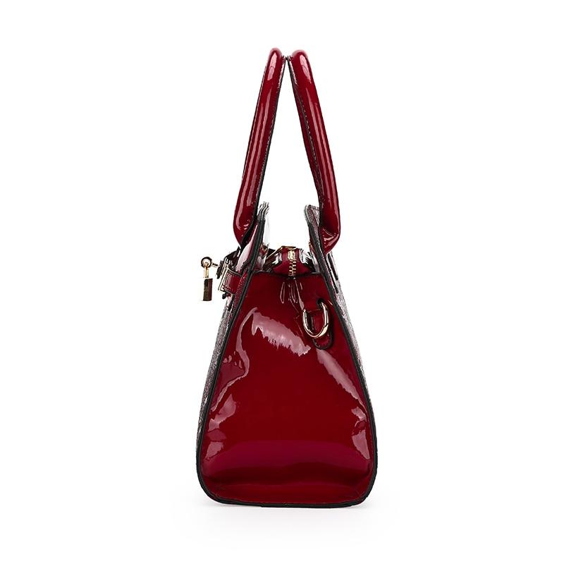 Serpentine pattern Luxury Handbags Women Bags Designer Brand high quality PU Leather Shoulder Bag Ladies hand bags large Bolsos