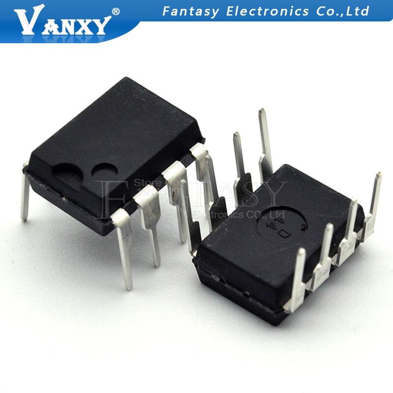 10PCS ORIGINAL ICE3BR0665J 3BR0665J Integrated Circuit DIP-8PIN