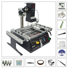 2300W Infrared BGA Rework station LY IR6500 V.2 with 80MM/90MM bga reballing stencil 184pcs kit pack стоимость