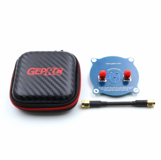 GEPRC 5.8G Triple Feed Patch-1 Rotary Receiver Antenna FPV Directional Omni Flat Panel Antenna