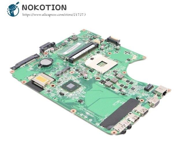 NOKOTION A000081420 A000080670 A000080800 DA0BLBMB6F0 สำหรับ Toshiba Satellite L750 L755 แล็ปท็อป HM65 DDR3 บอร์ดหลัก|แผงวงจรหลัก|คอมพิวเตอร์และออฟฟิศ -