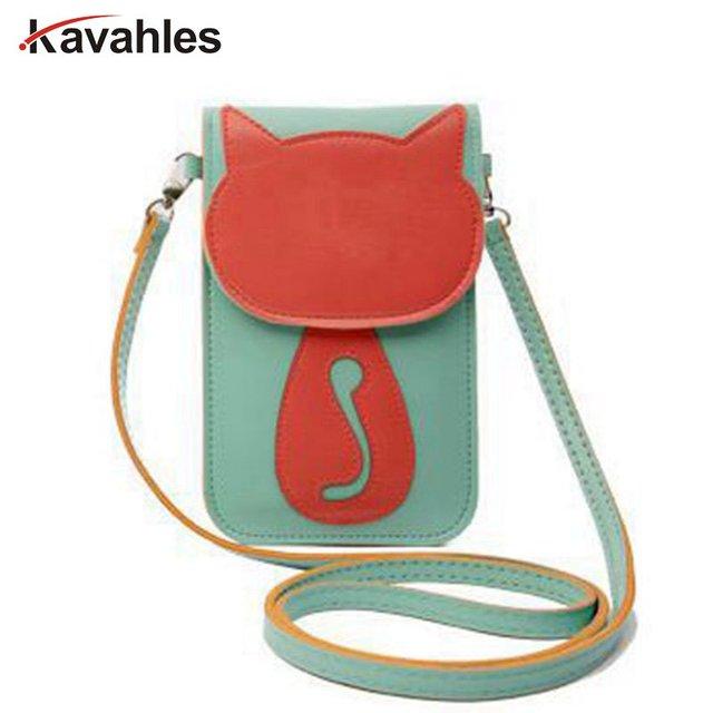 Desinger Women Messenger Bags Umbrella Printing Shoulder Bag Kawaii Cat Messenger  Bag High Quality Crossbosy Bag for Girl PP-615 62ef6ee739
